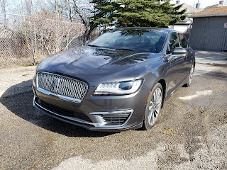 2019 Lincoln MKZ AWD 3.0